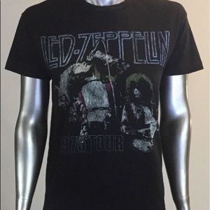 Led Zeppelin Vintage T Shirt